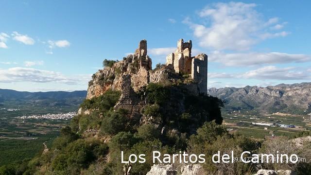 Penyalba y El castell de Marinyén