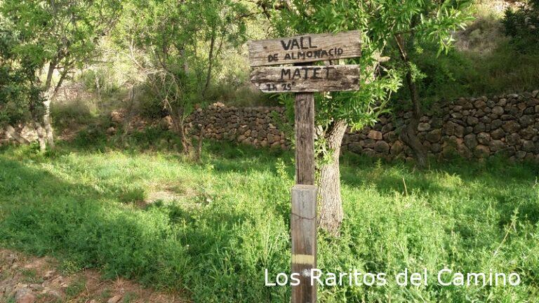 PR-CV 63.5 – Pueblos de Espadán, Vall de Almonacid-Matet
